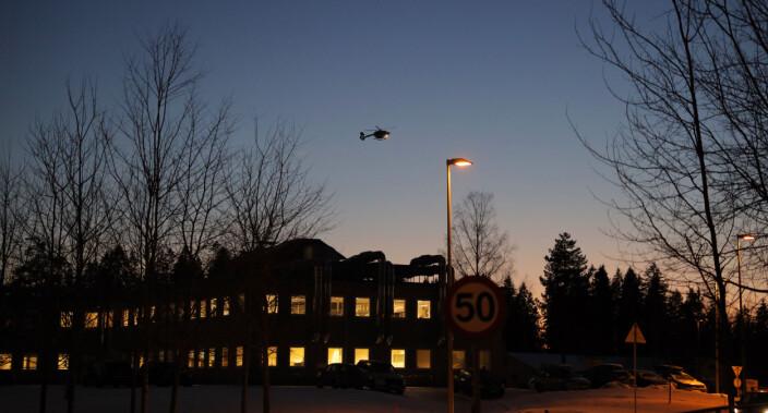 Intensiven på Ahus er full. Kritisk syke pasienter fra Grorud, Stovner og Alna legges nå inn på Oslo-sykehus