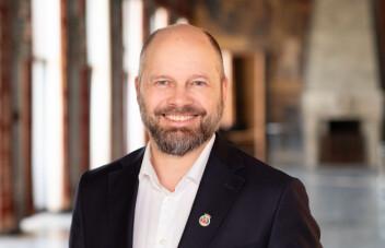 Rasmus Reinvang oppnevnes som byutviklingsbyråd