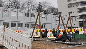 Fire av ti barnehager reduserte åpningstiden denne vinteren – ni av ti i Oslo
