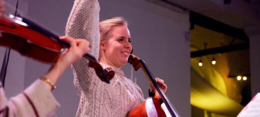 Kun kvinnelige komponister spilles under Akerselva Kammermusikkfestival i år