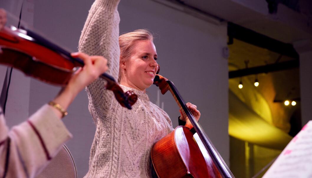 Marit Johansen er med på å arrangere festivalen. Det er enda usikkert når festivalen blir holdt.