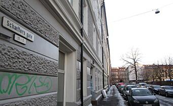 Tok narkotika på badet i en leilighet under oppføring på en byggeplass på Grünerløkka