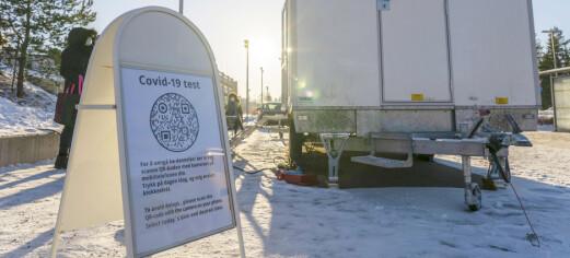 Nye tall: Bydelene Stovner og Søndre Nordstrand er hardere rammet av koronapandemien enn store deler av Norge