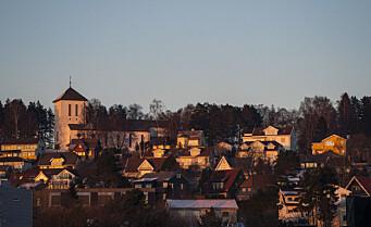— Småhusområdene må pleie fellesskapet på en ny og bedre måte