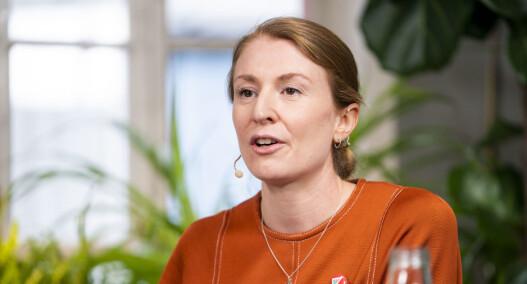 Sunniva Holmås Eidsvoll gjenvalgt som leder i Oslo SV: — Forskjellene skal ned