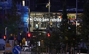 Én person sendt til legevakt etter slagsmål ved Oslo S