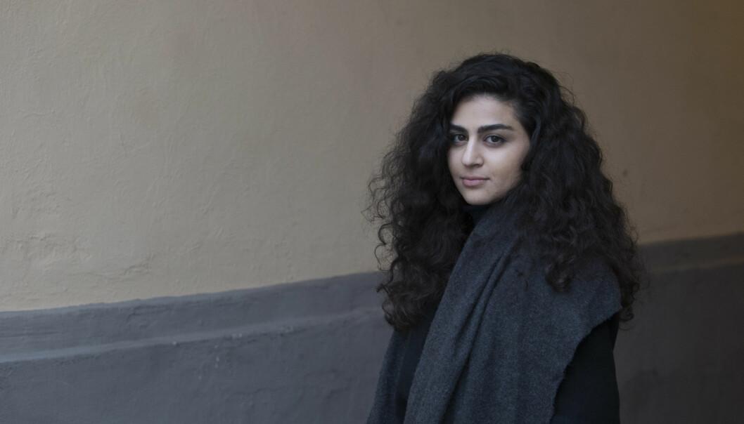 Forfatter, skribent og student Sofia Srour er appellant når Melahuset feirer Kvinnedagen.