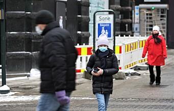 Ny koronarekord i Oslo: 1.340 smittet på en uke. - Krevende og utfordrende, sier helsebyråd Robert Steen