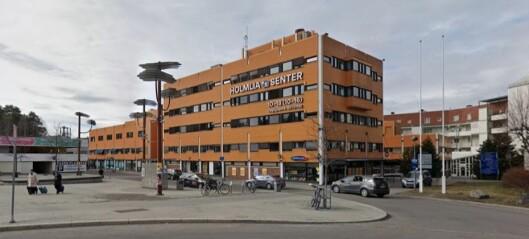 Dømt til seks og et halvt års fengsel for drapsforsøk ved Holmlia senter