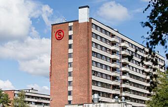 SiO inviterer studenter på Kringsjå studentby til ukentlig, gratis selvtesting