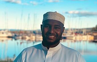 Abdifataah (30) blir muslimsk samtalepartner i ny stilling ved Oslo universitetssykehus. – Jeg er veldig glad