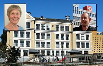 Fagforeninger med kraftig kritikk av utdanningsetaten etter arbeidsmiljøkrisen på Kampen skole