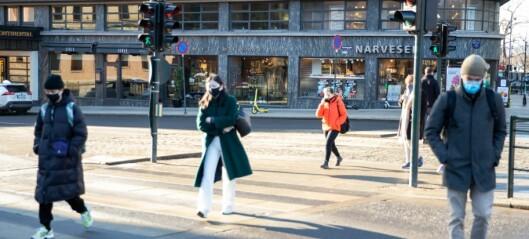 Strenge koronatiltak rammer unge hardt: Ledighet blant de under 30 år er mer enn tredoblet i Oslo