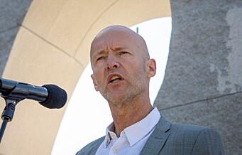- Fire ungdomspartier har fått feil utbetalt støtte fra Oslo kommune, sier kulturdirektør Stein Slyngstad