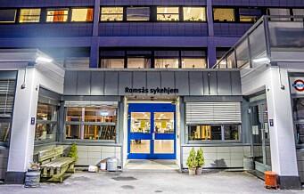 En beboer på Romsås sykehjem i Oslo som var syk med covid-19, døde