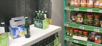 - Kiwi Sentralt har altså regler som de håndhever MOT kaldt, alkoholfritt øl