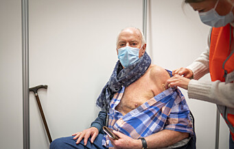 Oslo får 18.000 vaksiner neste uke – sju av ti doser til Oslo øst