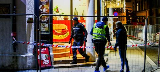 27-åring dømt til åtte års fengsel for drapsforsøk i Osterhausgata