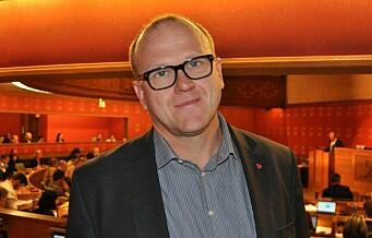 Frode Jacobsen gjenvalgt som leder av Oslo Ap
