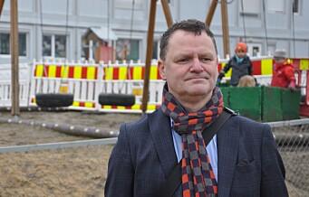 Ut mot Frogner-politikere som vil stenge byggeplass: - Bydelen kan ikke vedta det, sier BU-leder Jens J. Lie (H)