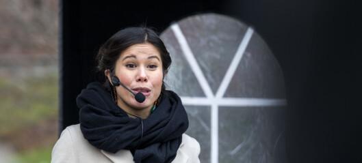 Ingen lokalferger til Bjørvika: - Ikke plass til både ferger og bading, sier Lan Marie Berg (MDG)