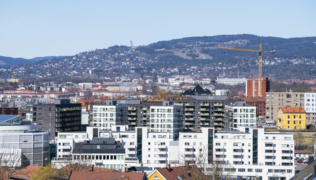 Oslo kommune sier det står tomter klare til 27.000 nye boliger. Utbyggerne svarer det er tomter til kun 7.022 boliger.