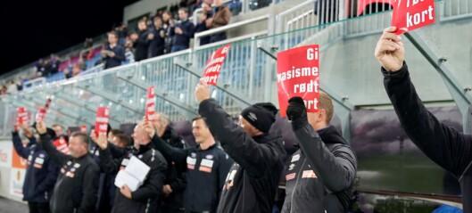 Vålerenga-forslag vedtatt på NFF-tinget: Rasisme skal politianmeldes av klubbene