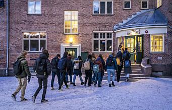 Redd Barna og mobbeombud advarer mot skolestenging i Oslo