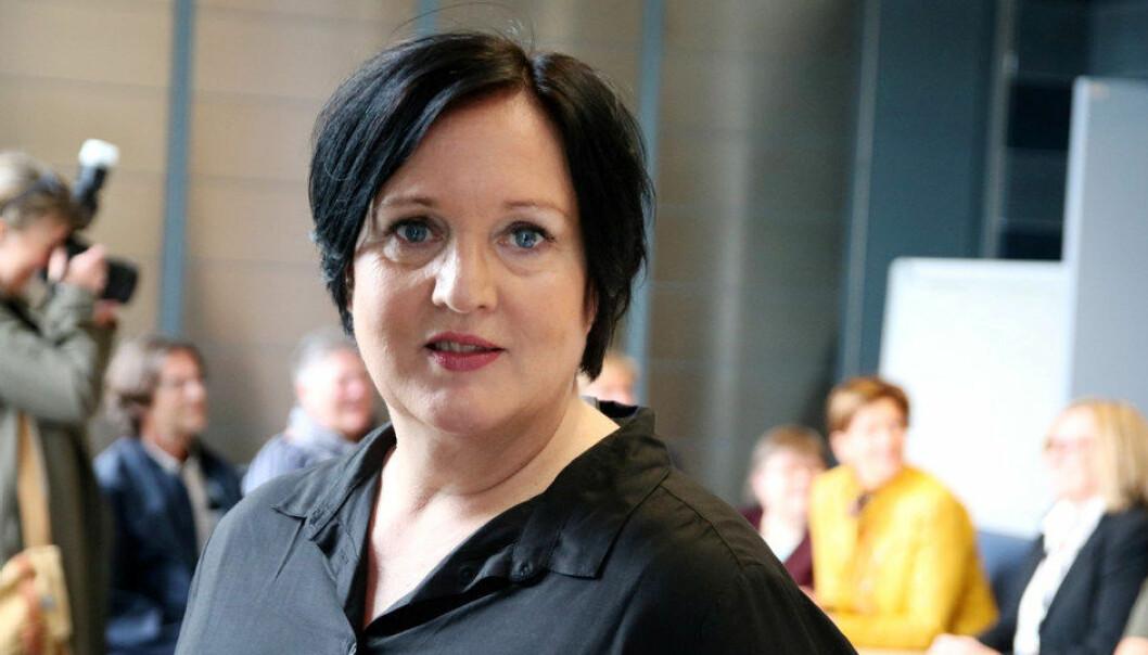 Leder av Utdanningsforbundet i Oslo, Aina Skjefstad Andersen, forteller om en arbeidssituasjon som skaper slitasje og uro.