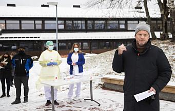 Oslo kommune holder pressekonferanse om nye koronatiltak klokken 18.30