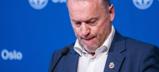Raymond Johansen: —Jeg har ikke vært god nok til å informere opposisjonen