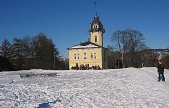 Hvorfor står Tårnhuset på St. Hanshaugen tomt? Hva skjer med det kjente landemerket?