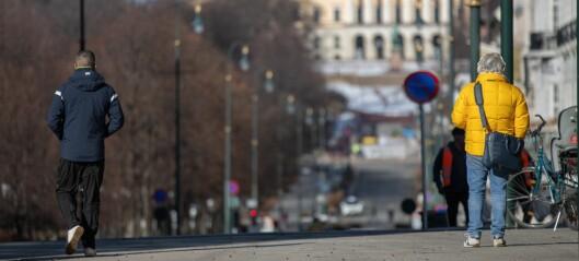 Oslo fortsetter å ha landets høyeste ledighet: Over 40.000 uten jobb eller på tiltak
