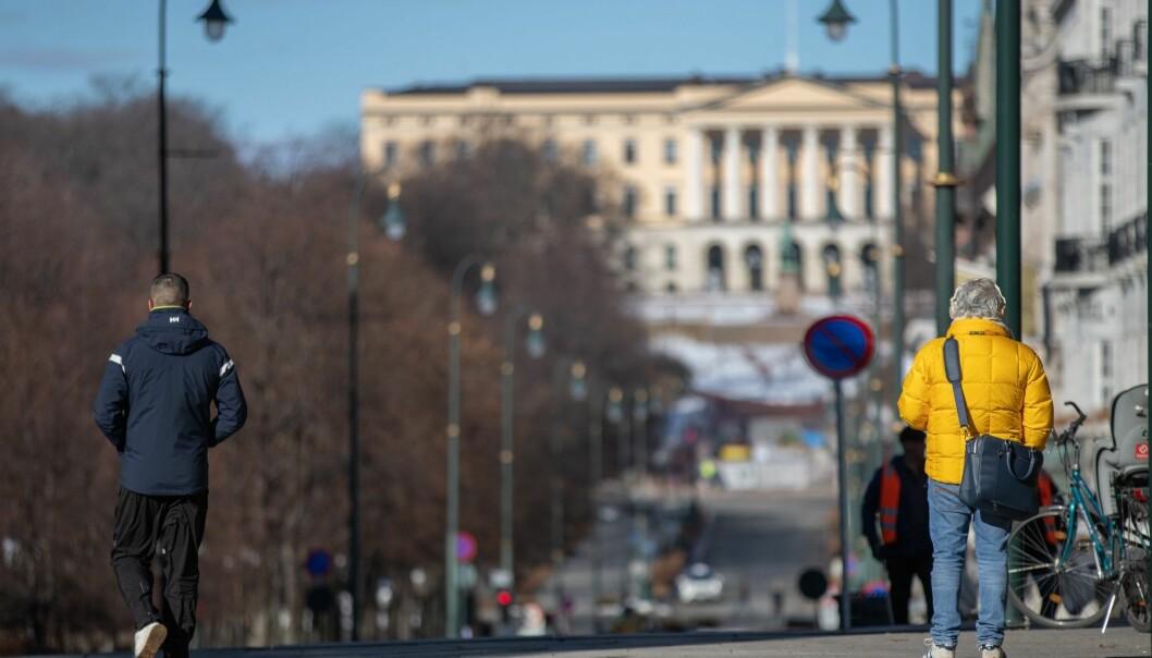 Men med 2.443 personer på arbeidsmarkedstiltak er det reelle ledighetstallet for Oslo nå 40.302 personer.