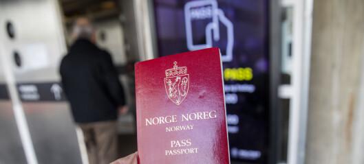 Politiet stenger passkontoret på Grønland frem til 9. april
