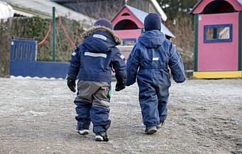 Helseetaten i Oslo: - 33 prosent av koronasmittede barn og unge smittet i barnehage eller skole