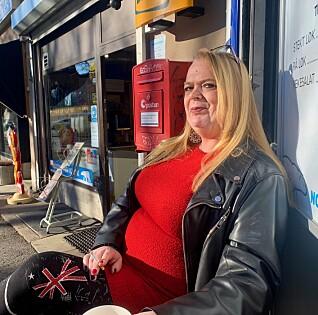 — Jeg går som regel inn der det passer meg, sier Anne Berit (49) som stortrives i lokalområdet Sinsen.