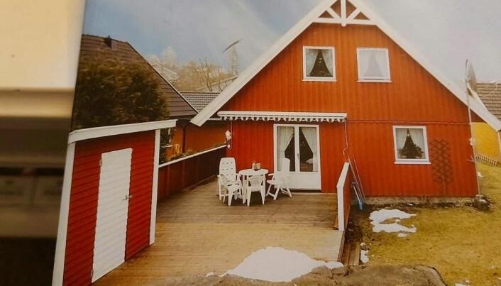 I en alder av 37 år bestemte Anne Berit seg for å flytte fra huset Tønsberg og dra til Oslo.