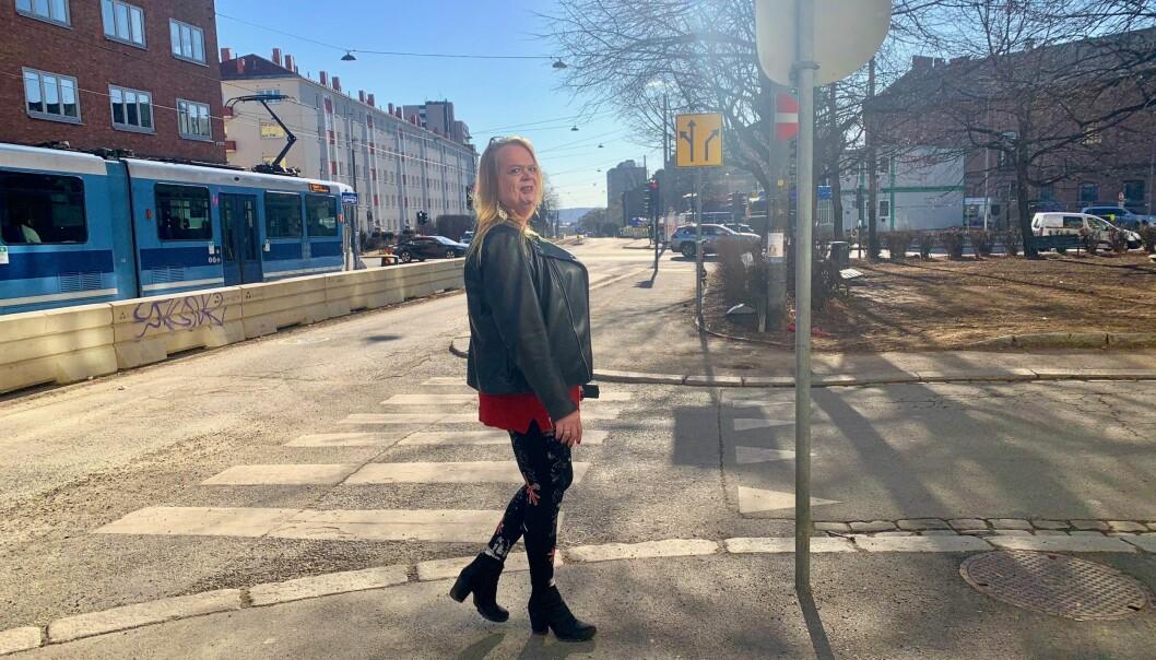 — Oslo er en herlig by og jeg føler meg stort sett veldig inkludert, sier Anne Berit. Hun mener allikevel vi har en vei å gå før vi kan si oss fornøyd med helsetilbudet for transpersoner.