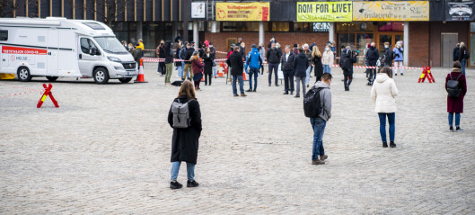 Byrådet gir 700.000 kroner til psykisk helsetjeneste for studenter
