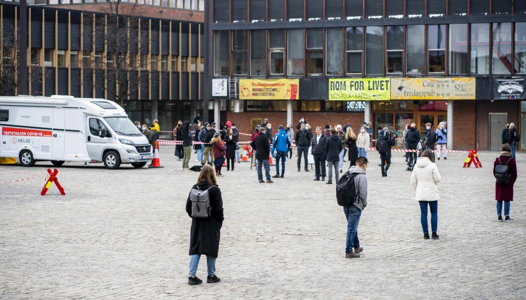 Helsetjenesten ved Studentsamskipnaden i Oslo får ekstrabevilgning av byrådet.