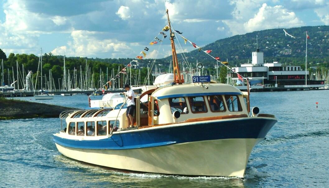 I påvente av at Oslos politikere tar nye grep og etatene finner en løsning, er kysten klar for oppstart av en foreløpig båtrute mellom Munchmuseet og Bygdøy.