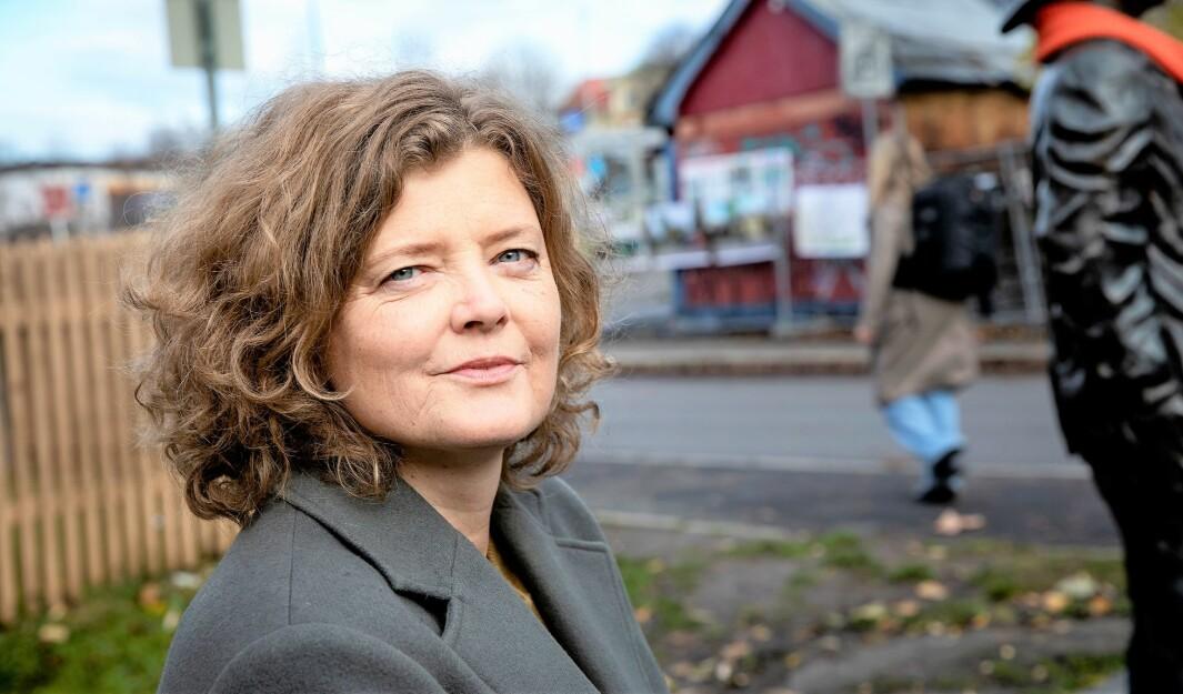 — Vi er veldig glade for at både Høyre, Rødt, Chaudry og bompengepartiet har signalisert at de ønsker å stemme mot forslaget og håper fortsatt på at det kan bli avvist, sier velleder Hege Stensrud Høsøien.