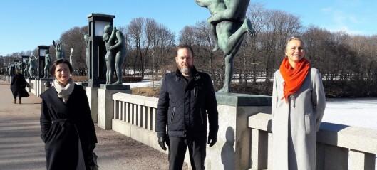 Da motorvei truet Vigelands skulpturer oppsto foreningen. Nå fyller Frognerparkens vaktbikkje 50 år