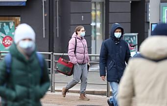 Igjen har Oslo satt ny smitterekord: 2.475 personer ble koronasmittet sist uke