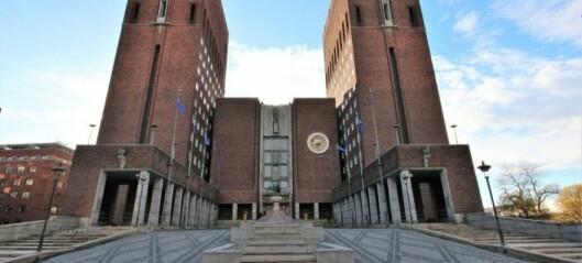 Oslo rådhus utsatt for dataangrep samtidig som Stortinget