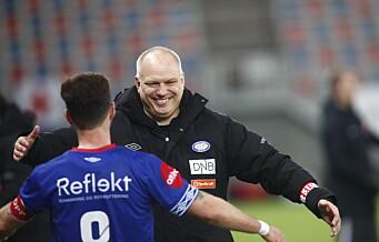 Dag-Eilev Fagermo har fått ny langtidskontrakt med Vålerenga. Avtale om minst tre sesonger til