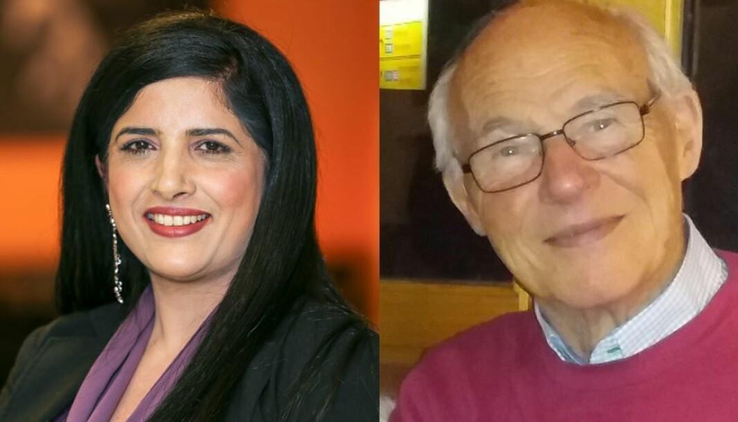 Nasreen Begum og Knut