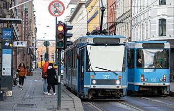 Ruter vil kutte i T-bane, trikk og buss: - Helt uforståelig. Da vil flere kjøre bil i Oslo