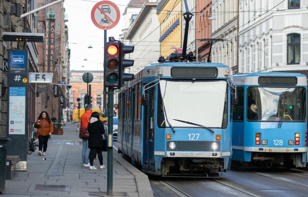 Det kan bli færre trikkeavganger i Oslo når korona er over. Ruter har fattet et styrevedtak om å redusere antallet kollektivavganger i Oslo og Viken.